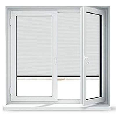 Retractable window screen kit retractable door window for Windows with retractable screens