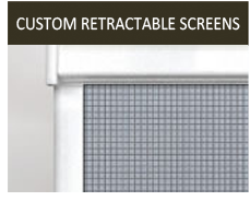 Custom Retractable Screens