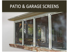 Retractable Patio & Garage Screens