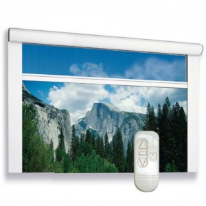 "Motorized Large Opening Screen - Up to 96"" H"