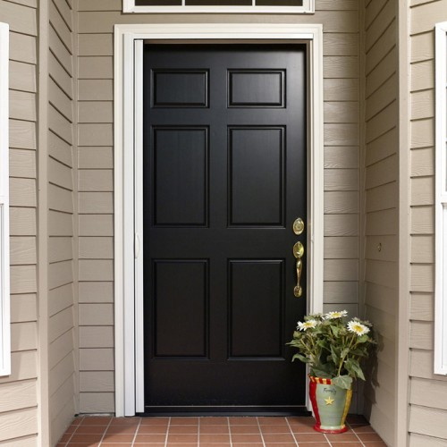 Tall single door retractable screen kit retractable door for Retractable screen door