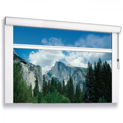 "Manual Large Opening Screen - Up to 120"" H"