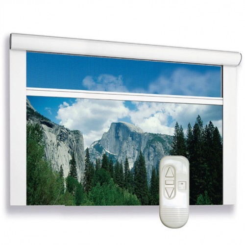 "Motorized Large Opening Screen - up to 120"" H"