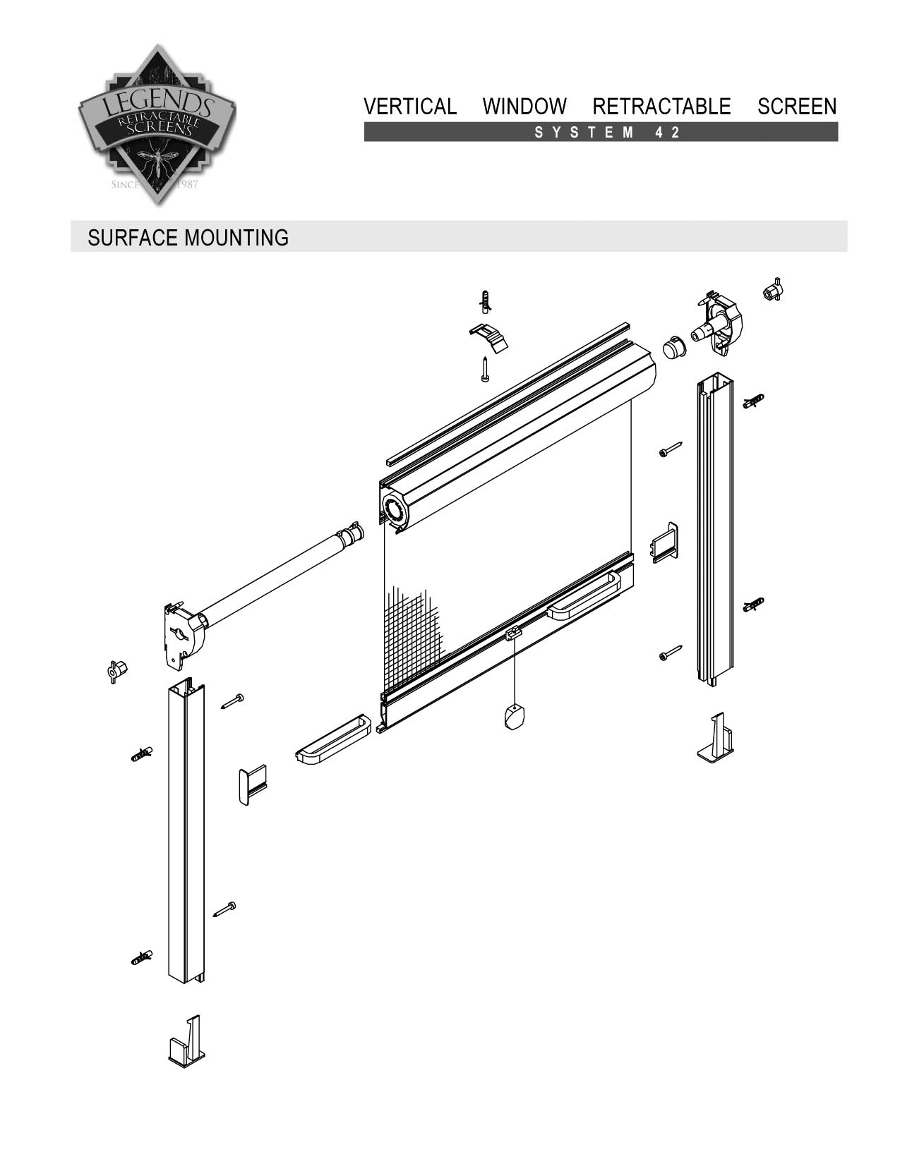 Window Screen Installation Instructions Images Form 1040